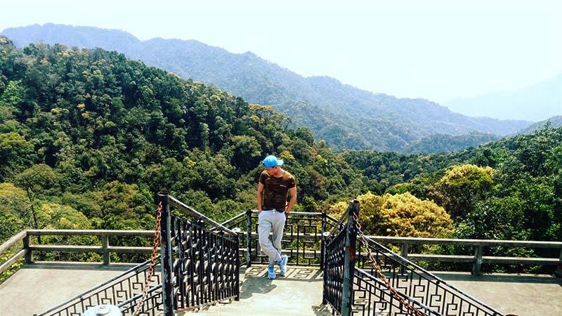 Trekking Bạch Mã