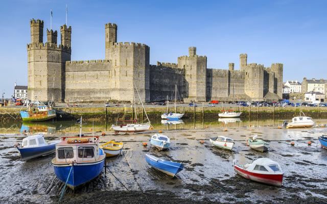 Những quốc gia đẹp nhất thế giới Wales