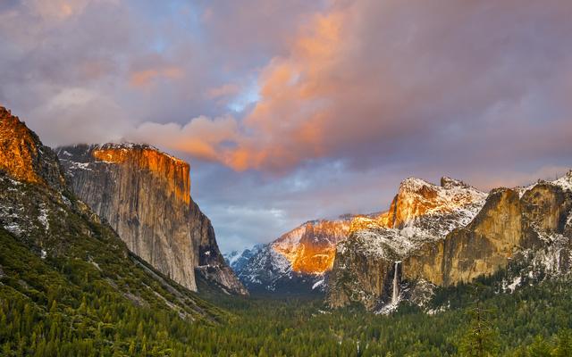 Những quốc gia đẹp nhất thế giới Yosemite