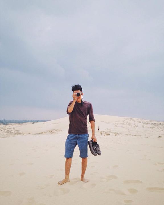 Đồi cát Quang Phú Quảng Bình