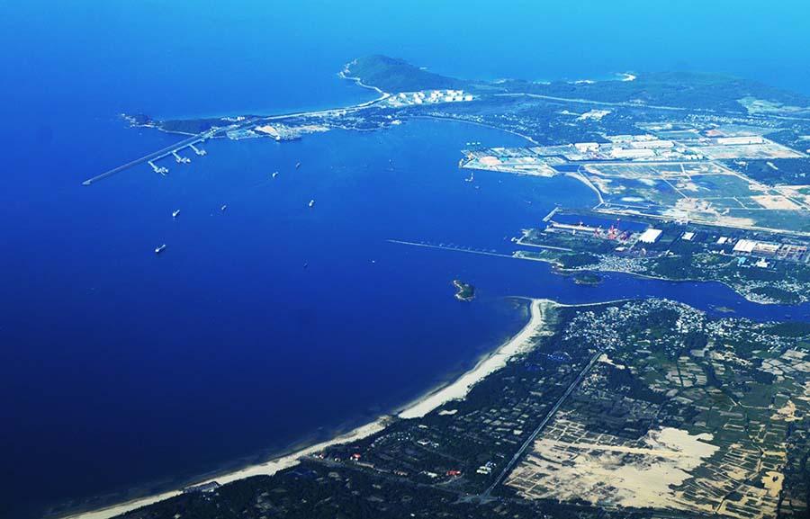 Dung quất cảnh đẹp Quảng Ngãi