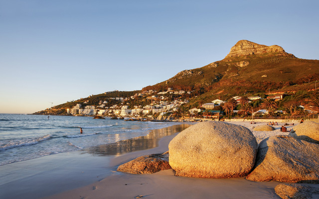Những quốc gia đẹp nhất thế giới Nam Phi