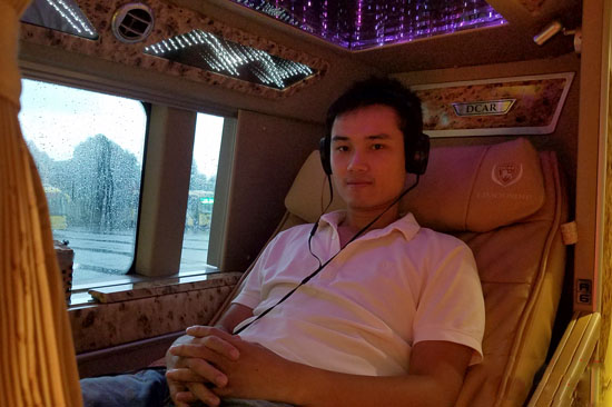 Siêu xe chất lượng cao limousine