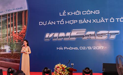 Vingroup ôtô thương hiệu Việt nam