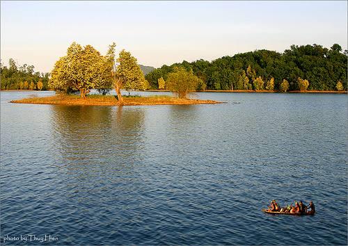 Hồ Phú Ninh Hội An