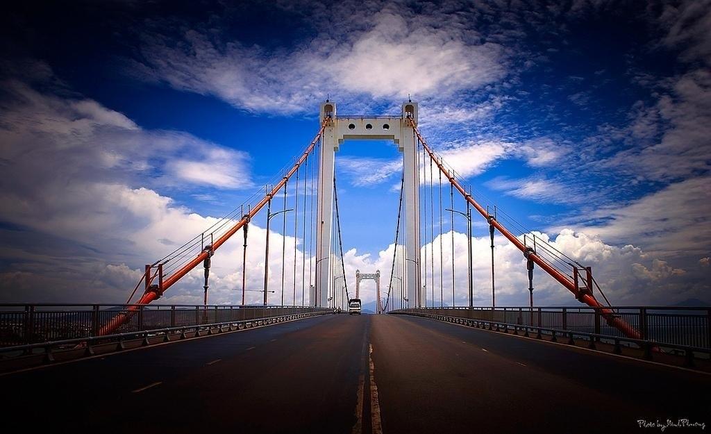 Cung đường du lịch Đà Nẵng Nguyễn tất Thành cầu Thuận Phước