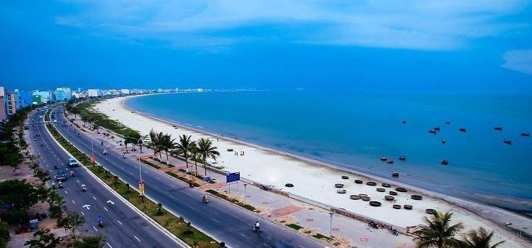 Nguyễn Tất Thành – cung đường biển xanh tuyệt đẹp của Đà Nẵng