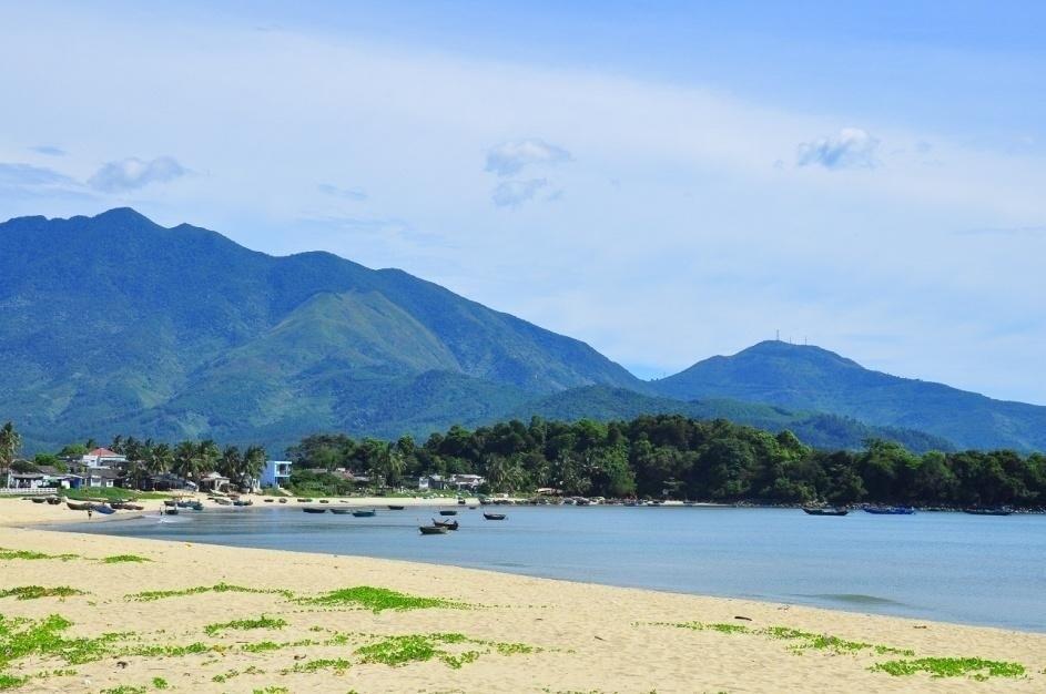 Cung đường du lịch Đà Nẵng Nguyễn tất Thành Biển Xuân Thiều