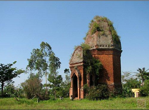 Tháp Bằng An Mỹ Sơn