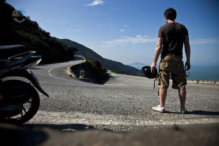 Từ Đà Nẵng đi Lăng Cô xe máy