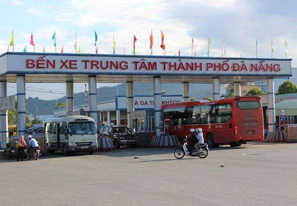 Xe khách Đà Nẵng đi Lăng Cô