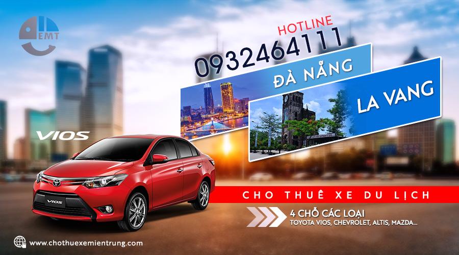 Giá thuê xe 4 chỗ Đà Nẵng đi La Vang Quảng Trị