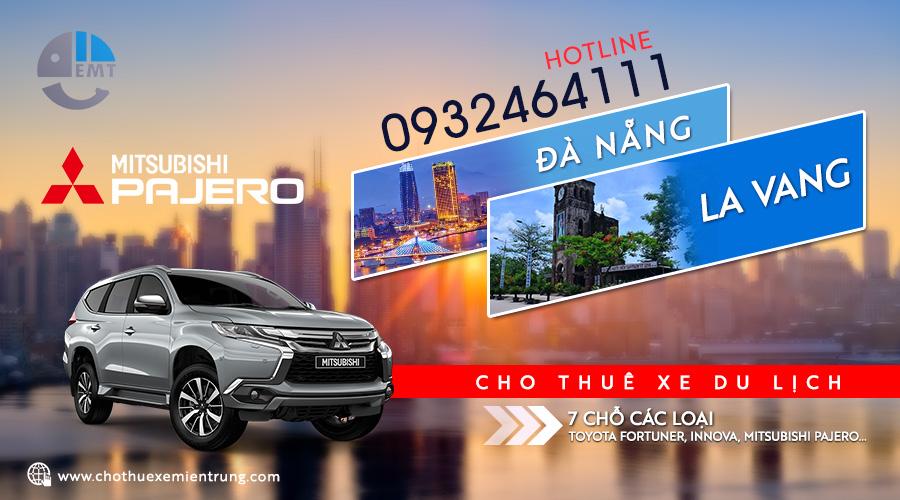 Giá thuê xe 7 chỗ Đà Nẵng đi La Vang Quảng Trị