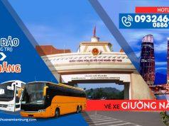 Vé xe open bus Lao Bảo đi Đà Nẵng