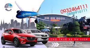 Xe đón tiễn sân bay Đà Nẵng ga thành phố