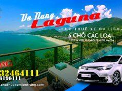 Cho thuê xe 4 chỗ Đà Nẵng đi Laguna Resort Lăng Cô Huế
