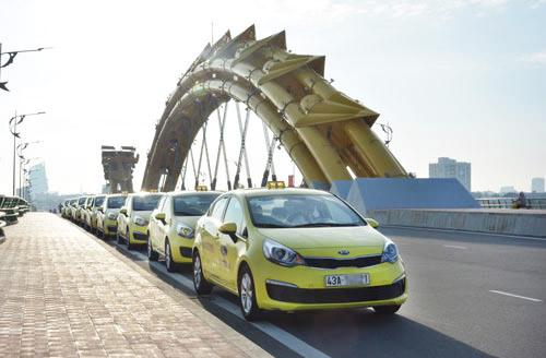 Taxi tại Đà Nẵng, các phương tiện du lịch đà nẵng