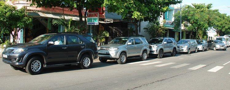 Thuê xe du lịch Đà Nẵng, các phương tiện du lịch đà nẵng