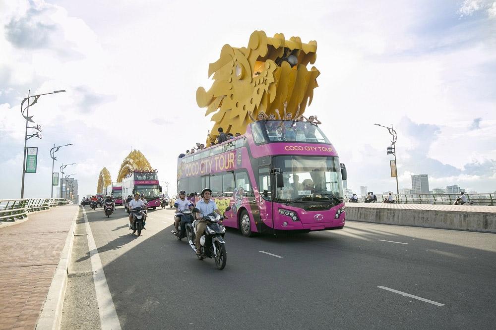Xe bus đà nẵng, các phương tiện du lịch đà nẵng