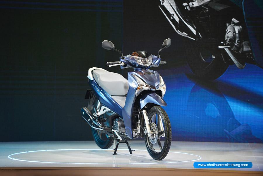 Honda Future mới ra mắt với phong cách mẫu xe SH