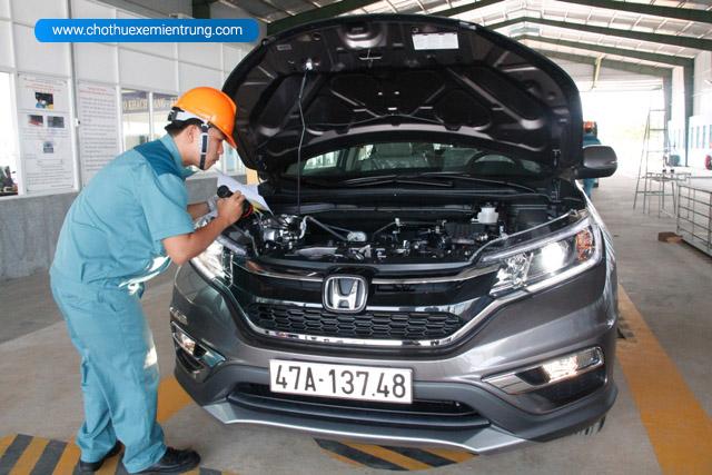 Hướng dẫn đăng kiểm ô tô dành cho tài xế mới