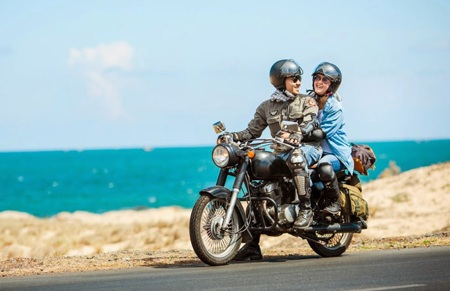 Kinh nghiệm thuê xe máy ở Nha Trang
