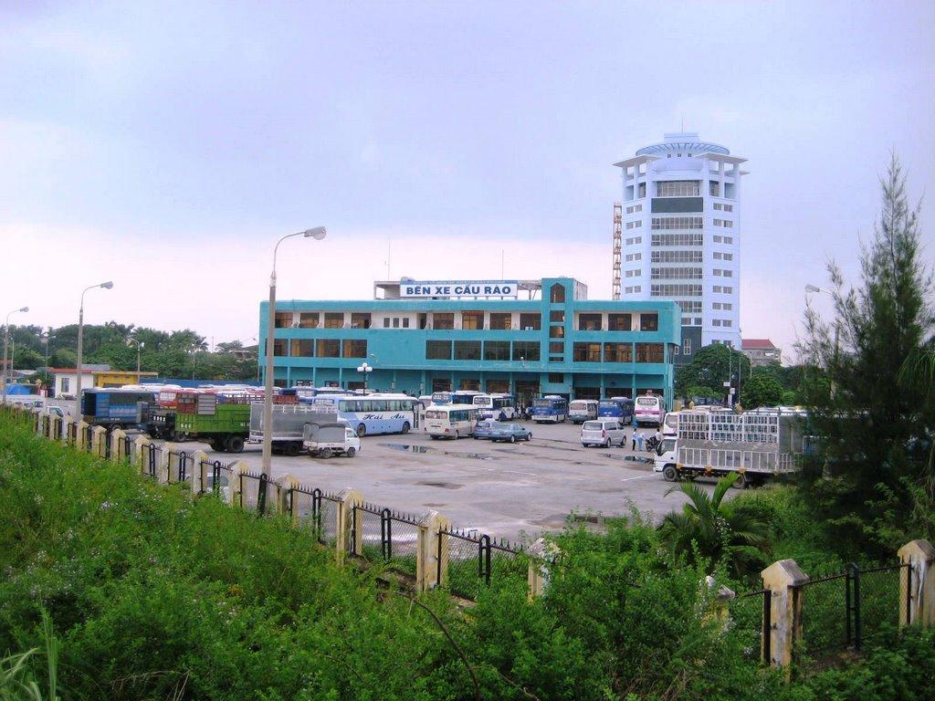 Bến xe phía bắc Huế đi Cầu Rào Hải Phòng