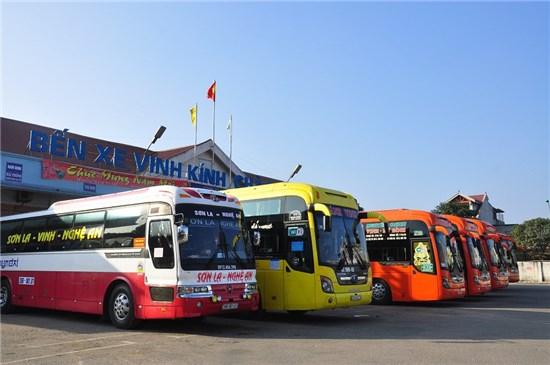 Bến xe phía Bắc Huế đi Vinh Nghệ An