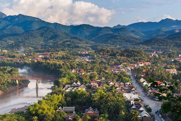 Du lịch Lào có gì, Luang Prabang