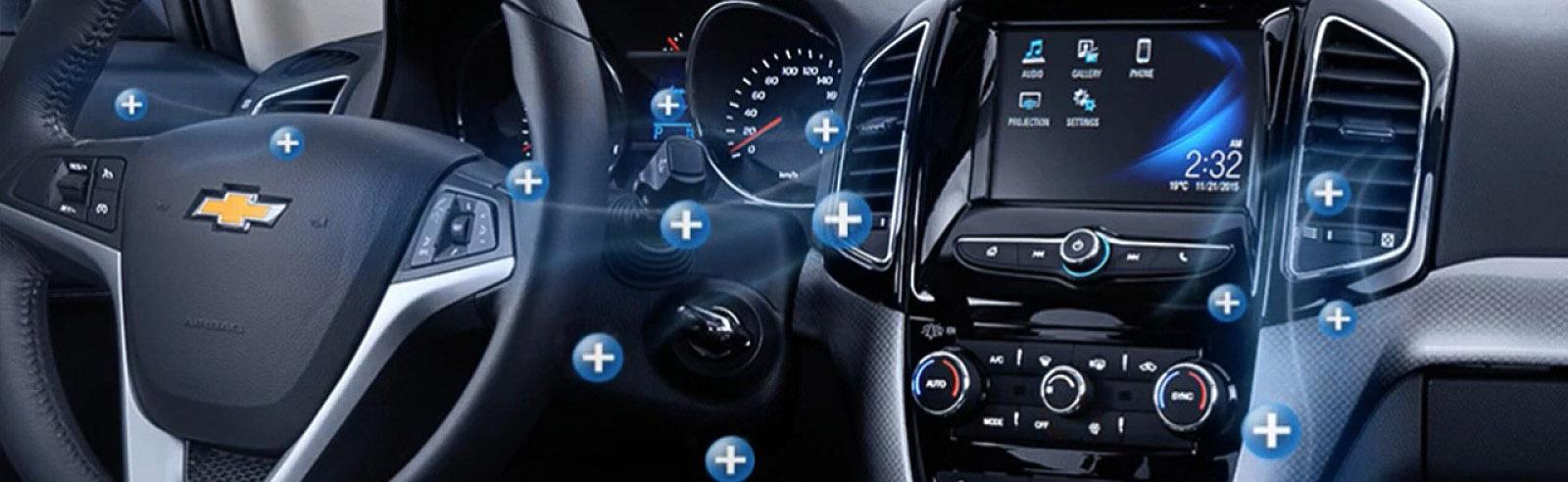 Cách giảm nhiệt trong ô tô nhanh nhất