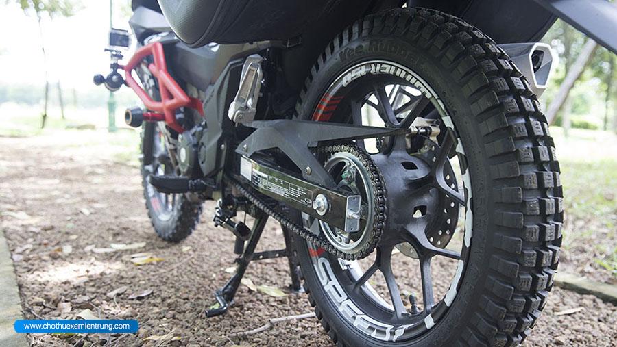 Cách giữ xe máy bền lâu, Honda winner