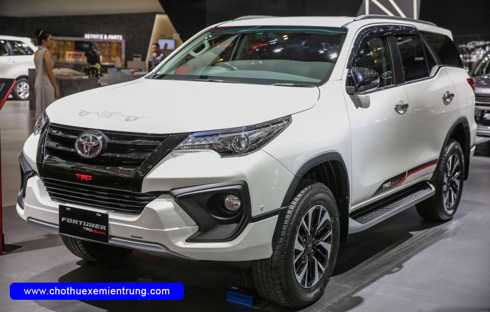 Giá Toyota Fortuner 2018
