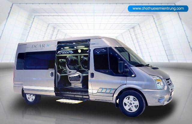Hãng xe Dcar limousine ra mắt phiên bản giới hạn