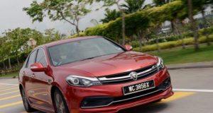 các hãng xe mới ra Proton Perdana