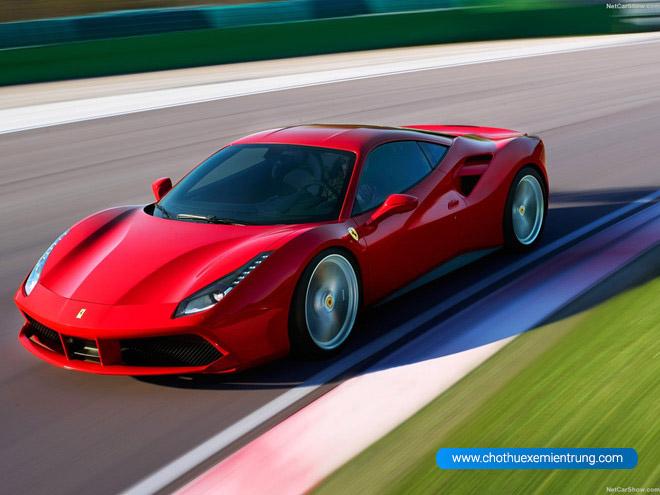 như thế nào gọi là siêu xe, Ferrari 488 GTB