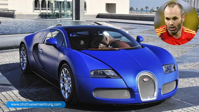 Siêu xe của Andres Iniesta, Bugatti Veyron