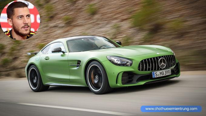 Siêu xe của Eden Hazard, Mercedes GT R AMG