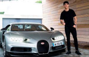 Siêu xe của Cristiano Ronaldo, Bugatti Chiron