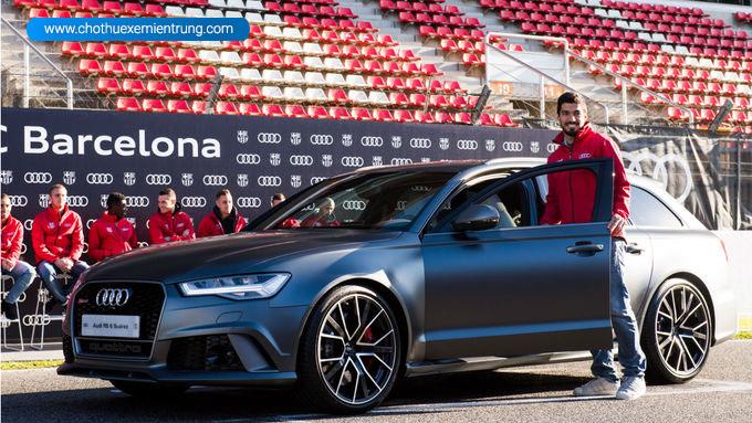 Siêu xe của Luis Suarez, Audi RS6 Performance