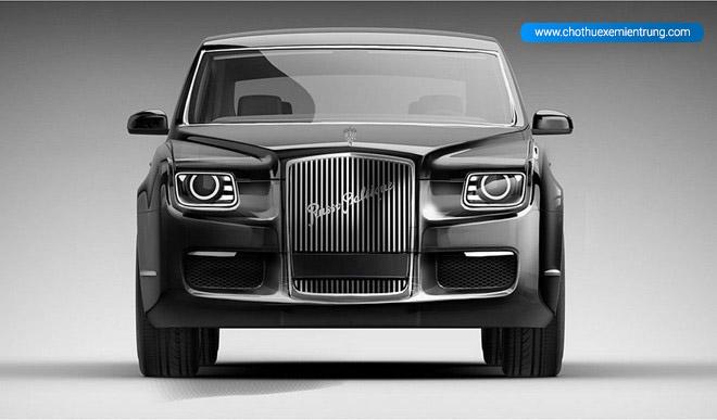 siêu xe Limousine của ông Putin