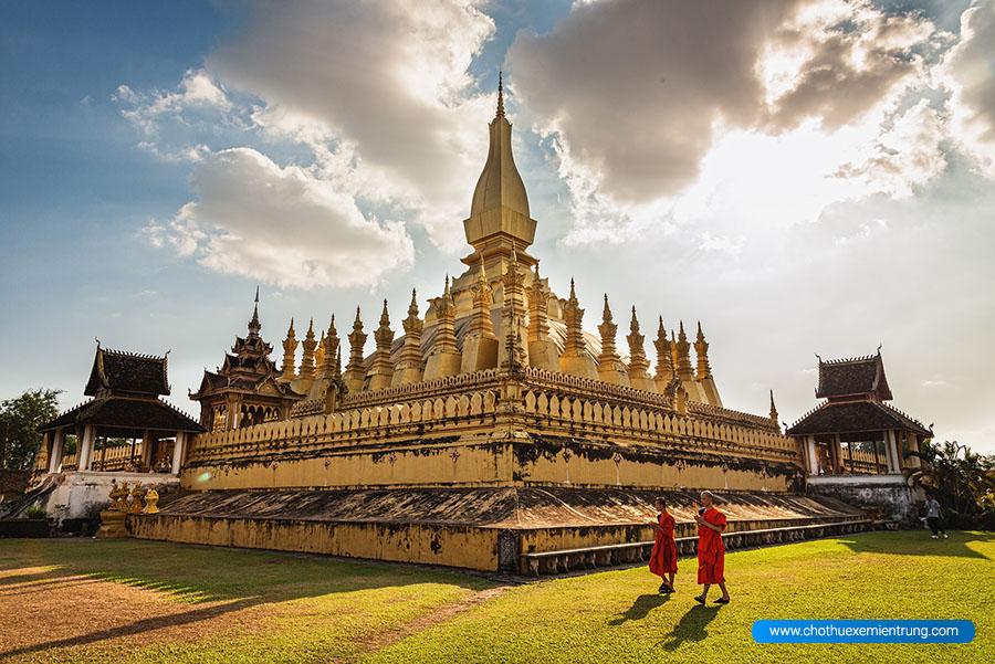 Thủ tục đi xe ô tô sang Lào, Campuchia
