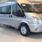 Thuê xe 16 chỗ từ Huế đi A Ta Pư Lào, Ford transit