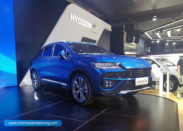 Hãng xe Trung Quốc ra mắt SUV nhái Lamborghini Urus