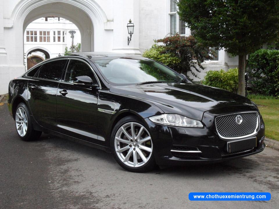 Xe của các nguyên thủ quốc gia, Jaguar XJ Sentinal Anh quốc