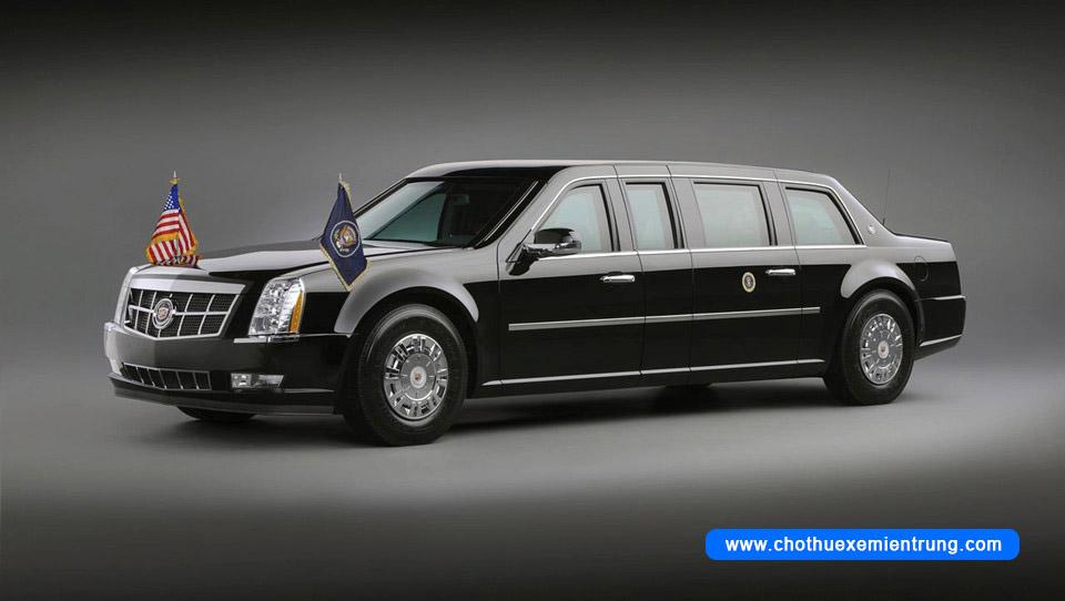 Xe của các nguyên thủ quốc gia, Cadillac One