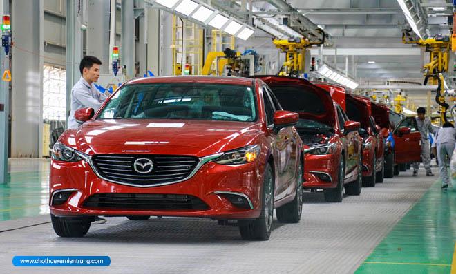 Nhà máy ô tô Thaco