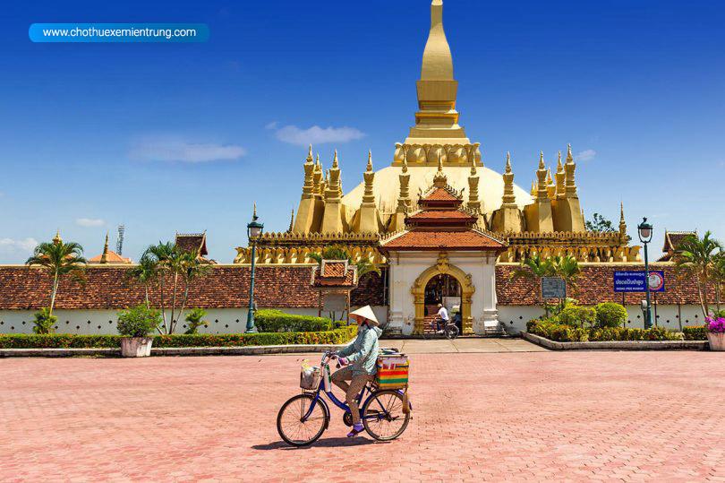 Xe Huế đi Lào, vé xe đi Lào
