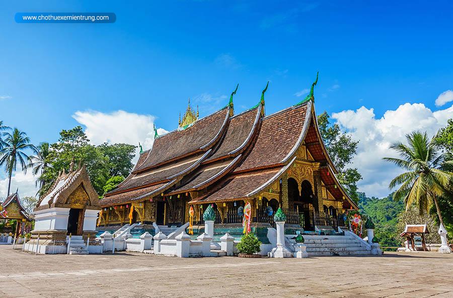 Xe Huế đi Lào Luông Pha Băng