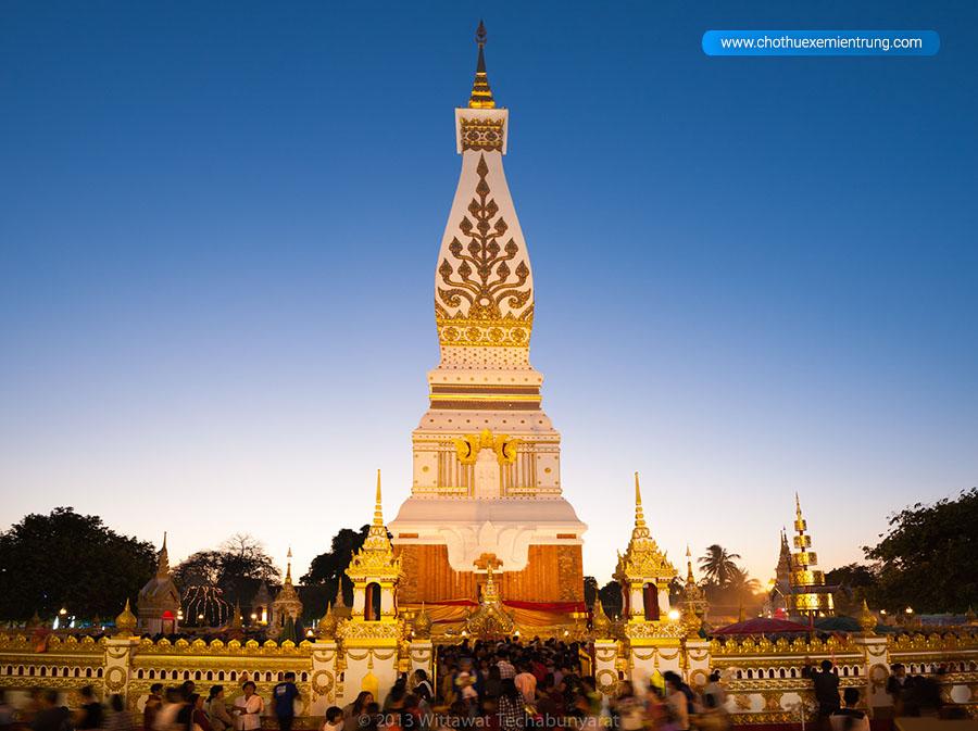 Các tuyến xe Huế đi Lào: Tư vấn đi du lịch Lào giá rẻ