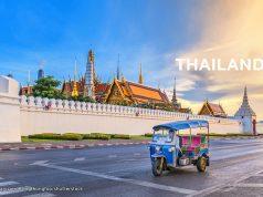 Cách mang xe máy qua cửa khẩu Thái Lan